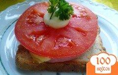 Фото рецепта: «Горячие бутерброды второй вариант»