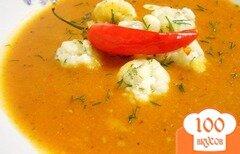 Фото рецепта: «Итальянский томатный суп»