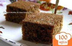 Фото рецепта: «Брауни с апельсином»