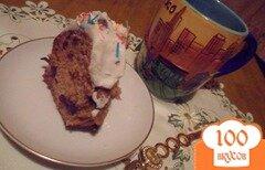 """Фото рецепта: «Медовый пирог """"Леках"""" или """"Чайный друг""""»"""