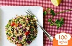 Фото рецепта: «Салат с киноа»