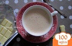 Фото рецепта: «Мокко с белым шоколадом»