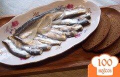 Фото рецепта: «Маринованная салака»