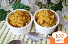 Фото рецепта: «Курага с медом и орехами»