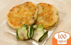 Фото рецепта: «Картофельные зразы»