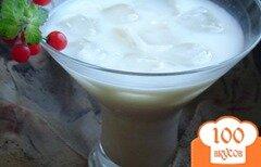 Фото рецепта: «Коктейль «Гламурный белый русский»»