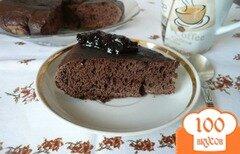Фото рецепта: «Шоколадный кекс в мультиварке»