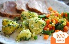 Фото рецепта: «Сальса картофель»