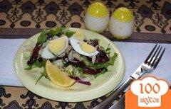 Фото рецепта: «Свекольный салат»