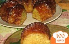 Фото рецепта: «Мандариновый пирог»