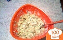 Фото рецепта: «Быстрый салат с фасолью»