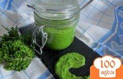 Фото рецепта: «Соус из петрушки»