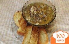 Фото рецепта: «Бараний суп с гречкой»