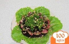 Фото рецепта: «Свекольный салатик»