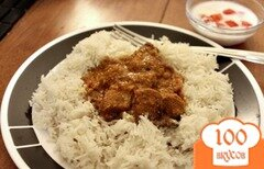 Фото рецепта: «Пряный рис басмати»