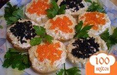 Фото рецепта: «Праздничные бутербродики»