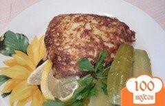 Фото рецепта: «Рыбка в шубке»