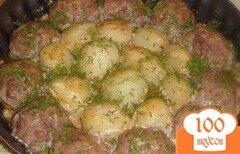 Фото рецепта: «Котлетки с картошкой»