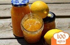 Фото рецепта: «Джем лимонов Мейера с шампанским»