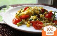 Фото рецепта: «Кукурузный салат»
