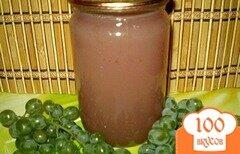 Фото рецепта: «Натуральный виноградный сок из соковарки»