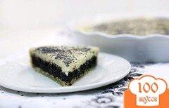 Фото рецепта: «Маковый пирог со сметаной»