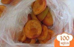 Фото рецепта: «Замороженные абрикосы»