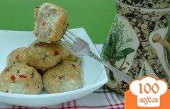Фото рецепта: «Котлеты индюшачьи с капустой»