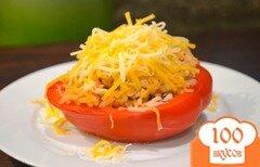 Фото рецепта: «Фаршированный перец»