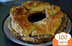 Фото рецепта: «Праздничный хлеб или хлеб с начинкой»