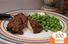 Фото рецепта: «Куриные грудки с пармезаном»