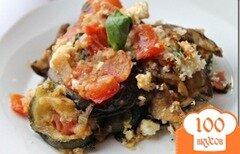 Фото рецепта: «Запеканка из овощей и сыра»