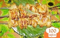 Фото рецепта: «Шашлык куриный на кетчупе»