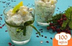 Фото рецепта: «Салат из фруктов»