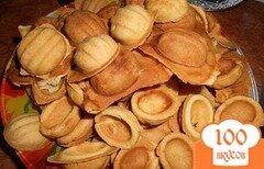 Фото рецепта: «Тесто для песочных орешков»