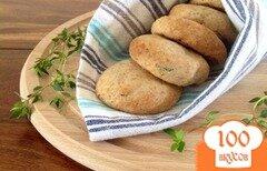 Фото рецепта: «Картофельные булочки с тимьяном»