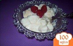 Фото рецепта: «Творожно-фруктовый десерт.»