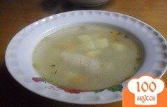 "Фото рецепта: «Куриный суп ""Джунгли""»"