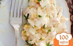 Фото рецепта: «Просто Салат)))) с курицей»