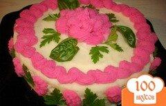 Фото рецепта: «Картофельный торт»