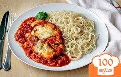 Фото рецепта: «Курица под томатным соусом»