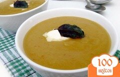 Фото рецепта: «Кабачковый суп-пюре»