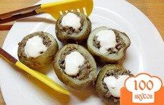 Фото рецепта: «Картофельные зразы с мясом»