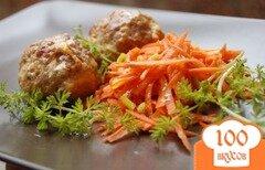 Фото рецепта: «Тефтели с луком и морковью»