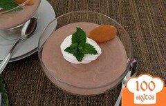 Фото рецепта: «Шоколадный пудинг Бейлис»