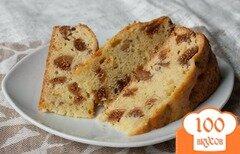 Фото рецепта: «Пирог с инжиром»