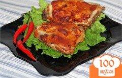 Фото рецепта: «Курица по-южному»