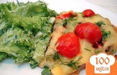 Фото рецепта: «Картофельная *пицца*»