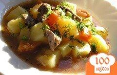 Фото рецепта: «Суп Эстофадо»