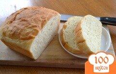 Фото рецепта: «Хлеб с картофельным пюре»